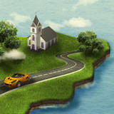 miniature Dessiner une carte en 3D
