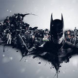 miniature Affiche Batman : Arkham Origins