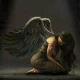 miniature Ange tombé du ciel
