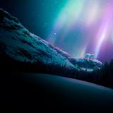 miniature Aurore polaire