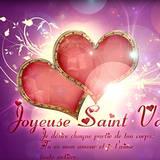 miniature Carte de voeux pour la Saint Valentin