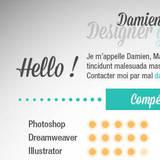 miniature Créer un CV design