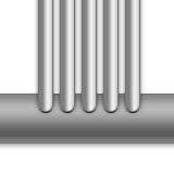 miniature Créer un tuyau en métal