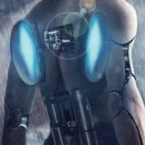 miniature Cyborg samurai bionique