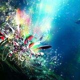 miniature Dessiner une scène sous l'eau