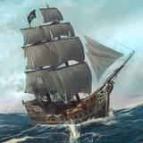 miniature Dessiner un bateau pirate