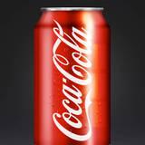 miniature Dessiner une canette de Coca-Cola