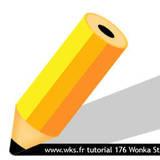 miniature Dessiner un crayon à papier