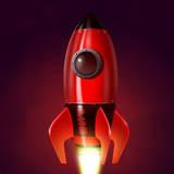 miniature Dessiner une fusée