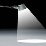 miniature Dessiner une lampe et son faisceau