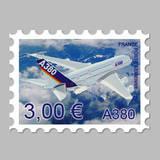 miniature Dessiner un timbre poste