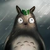 miniature Dessiner Totoro