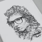 miniature Double exposition avec Photoshop