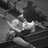 miniature Effet pirate sur une photo