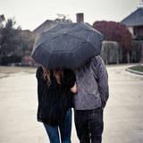miniature Fausse pluie sur une photo