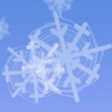 miniature Flocon de neige
