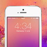 miniature Créer un fond iOS 7