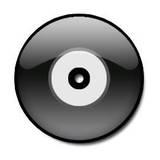 miniature Icône disque vinyle