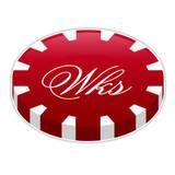 miniature Jeton de casino en 3D