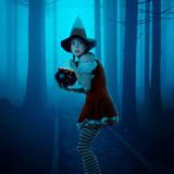 miniature Jeune sorcière