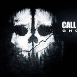 miniature Logo Call of Duty : Ghosts