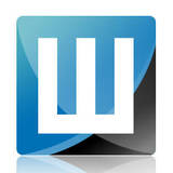 miniature Logo carré glossy