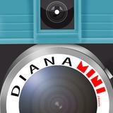 miniature Dessiner un appareil photo Mini Lomo