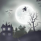 miniature Poster Halloween