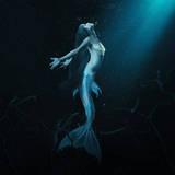 miniature Sirène sous-marine