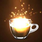 miniature Tasse magique