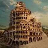 miniature Dessiner la tour de Babel