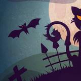 miniature Créer une illustration vectorielle spécial Halloween