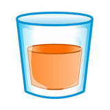 miniature Faire un verre de jus d'orange