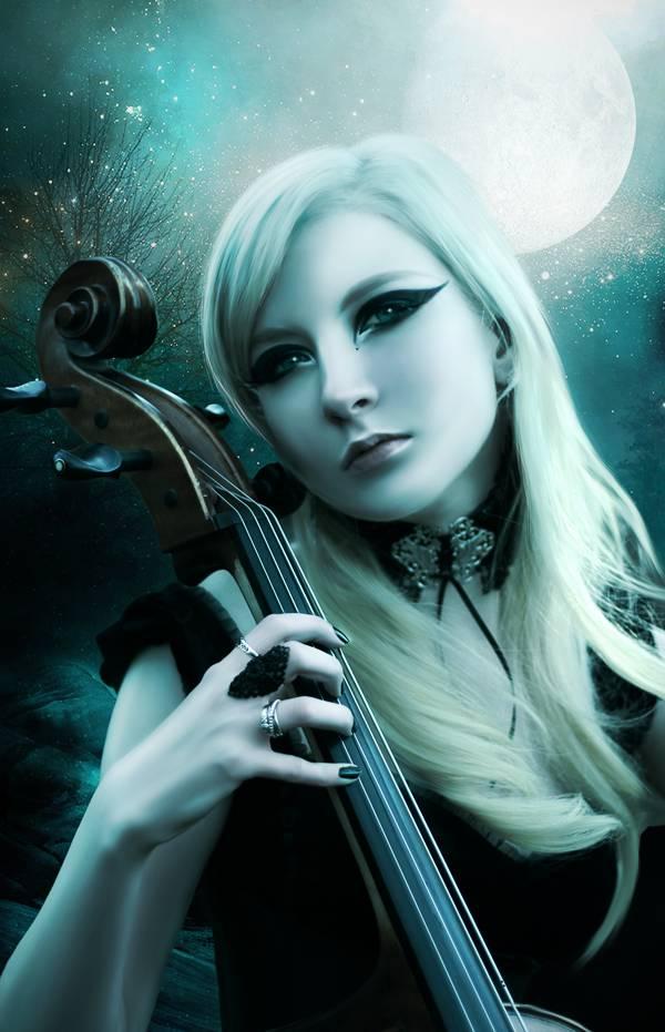 La violoncelliste de minuit