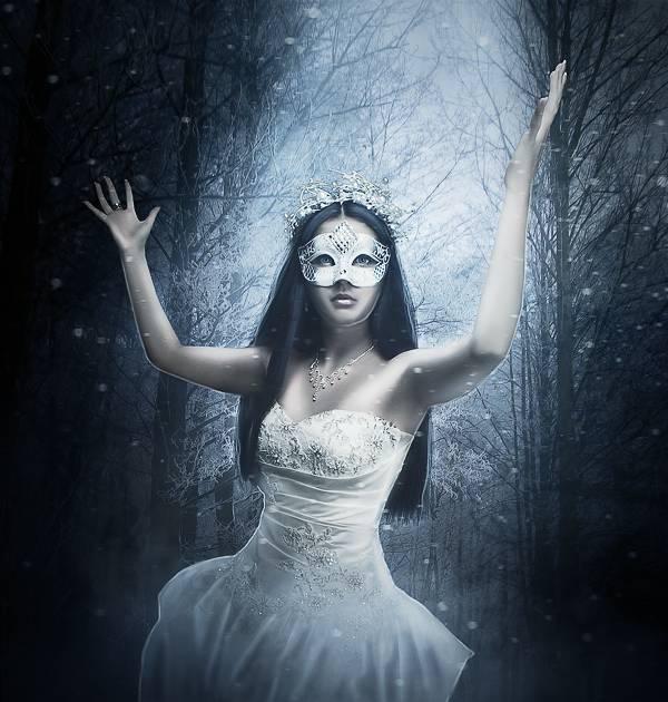 Princesse de l'hiver