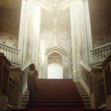 miniature Ange mystique dans un château