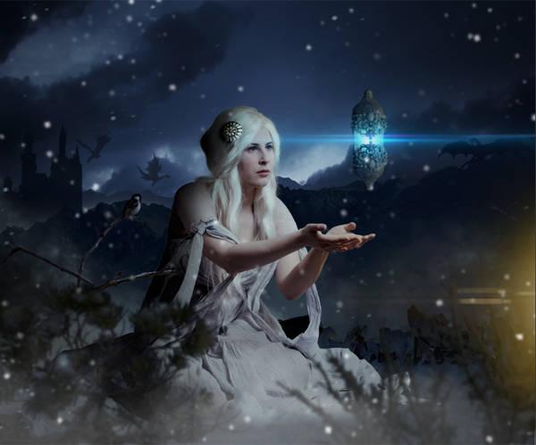 Reine de la neige