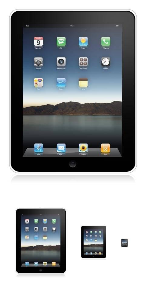 Créer un iPad