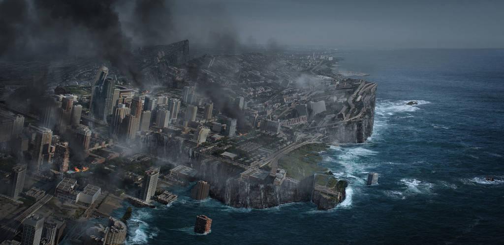 Tremblement de terre 2012