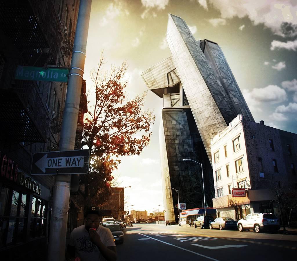Ajouter un bâtiment en 3D sur une photo