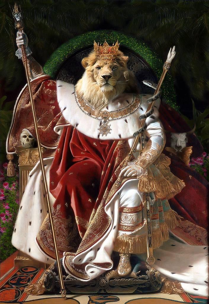 Le Roi Lion, le vrai