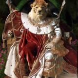 miniature Le Roi Lion, le vrai