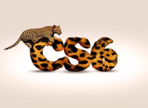 Texte pelage léopard