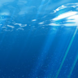 miniature Sous la surface de l'eau