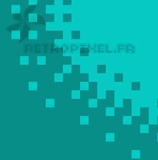 Dégradé en pixel art