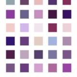 miniature Créer une palette de couleur nuancier