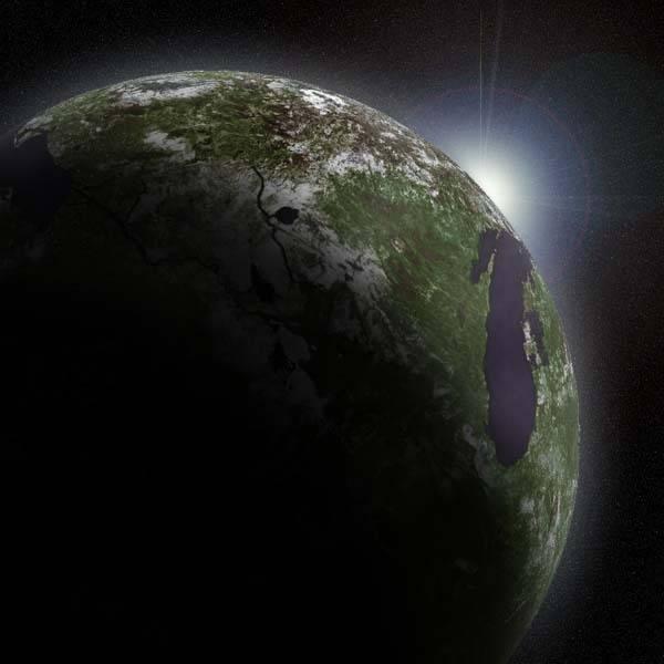 Créer une planète