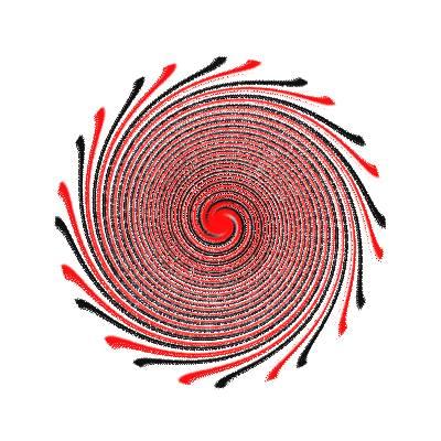 Spirale d'hypnose