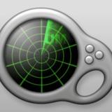 miniature Icône de radar animé