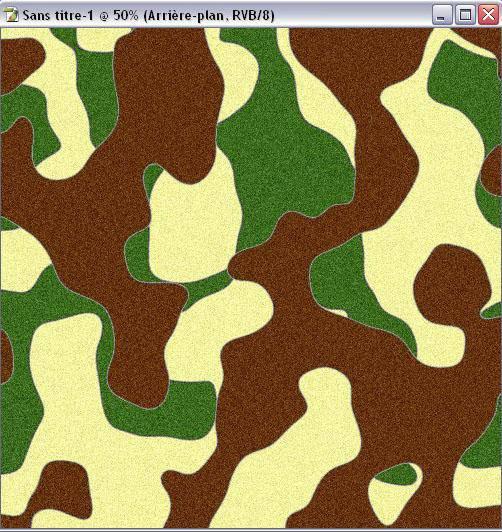 Texture militaire